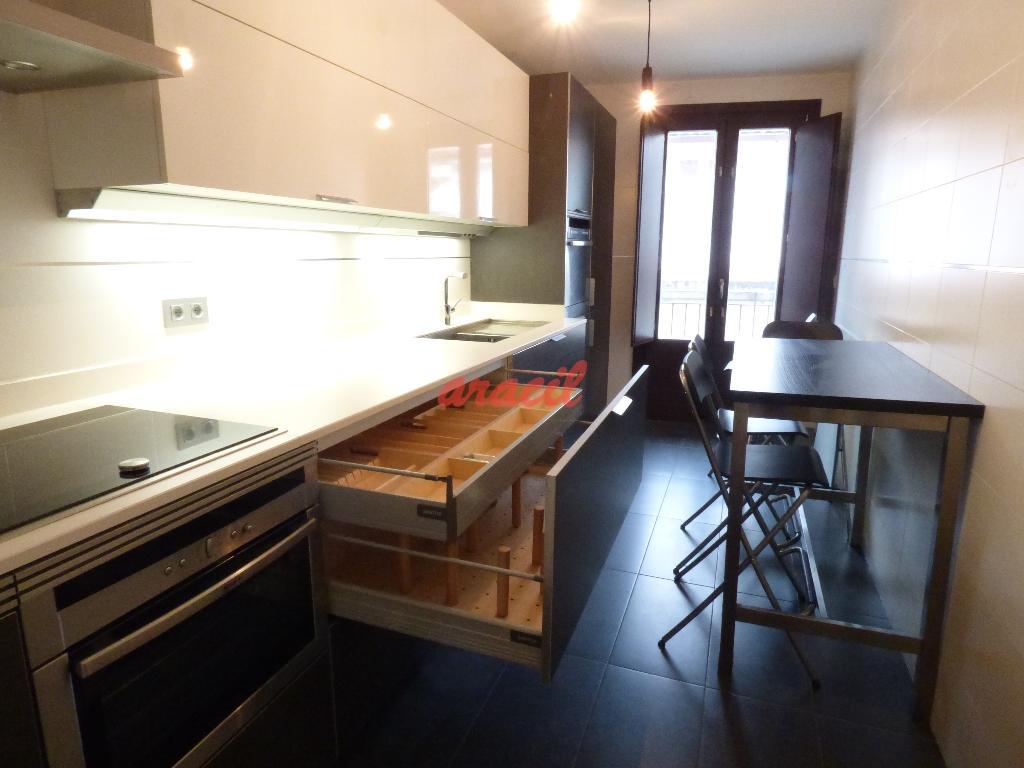 Un duplex nuevo en el casco viejo de Ourense